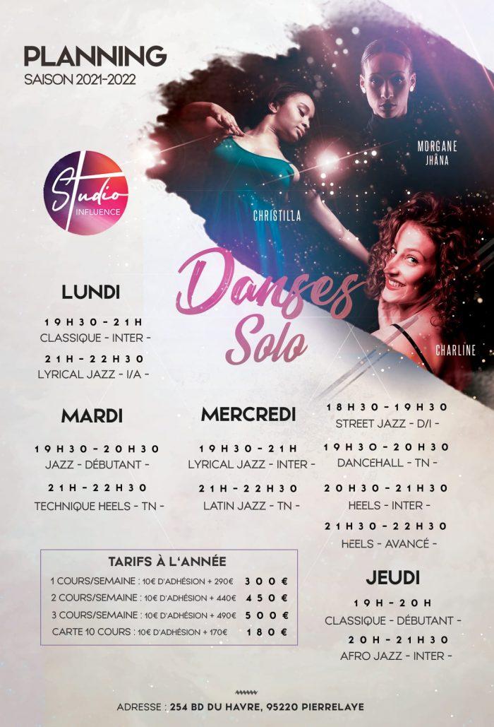 Danses solo